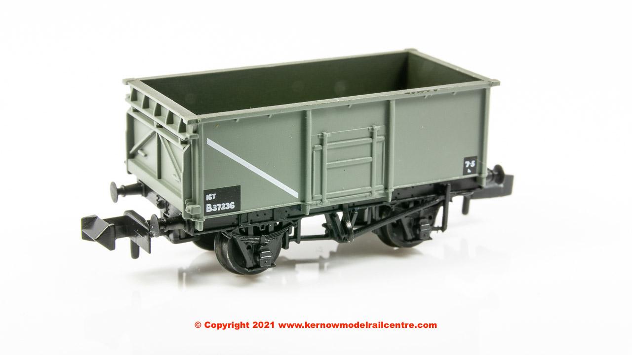 377-250E Graham Farish BR 16T Steel Mineral Wagon Image